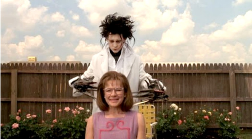 Edward Scissorhands Haircut Images Haircuts For Men And Women