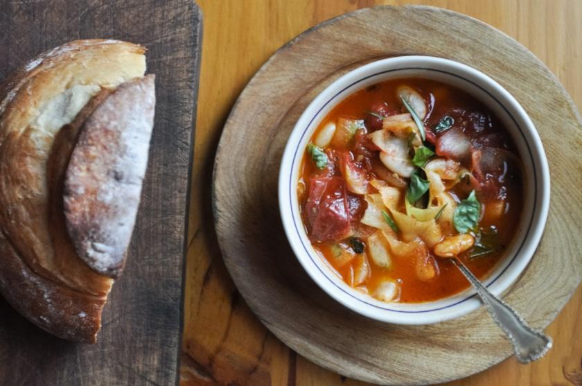 Italian Bean Soup by: Sarah Prikryl