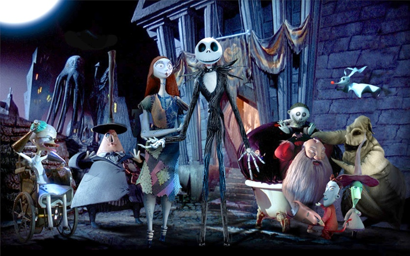 Your weekend hitlist halloween 2016 sirens scoundrels fri oct 28th sun oct 30th tim burtons the nightmare before christmas voltagebd Image collections