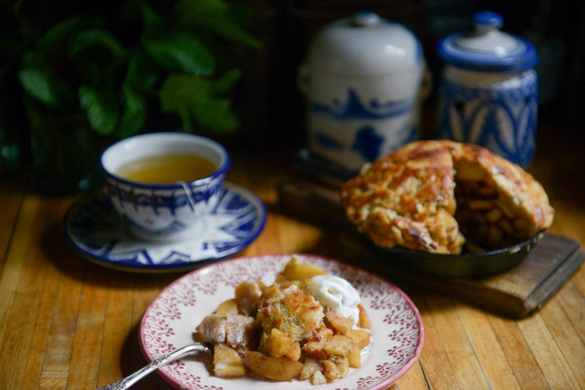 Gluten Free Apple Pie by: Sarah Prikryl