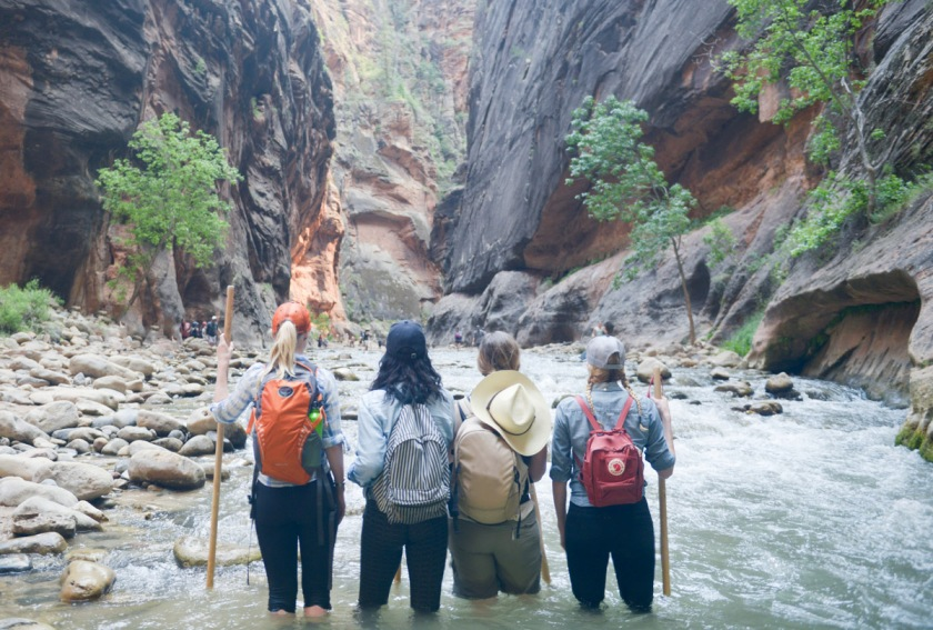 Zion Adventure Company Sirens Scoundrels